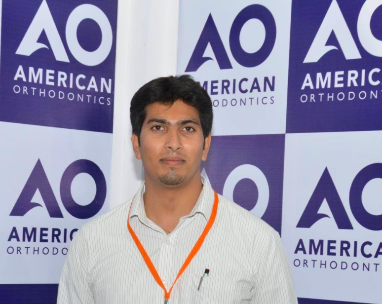 About Dr. Kiran Kumar - Provides self-ligating braces from American Orthodontics